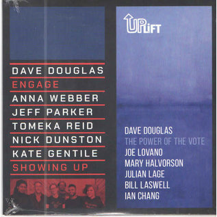 """Dave Douglas – Showing Up / The Power Of The Vote 7"""""""