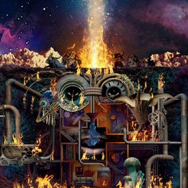Flying Lotus ‎– Flamagra LP