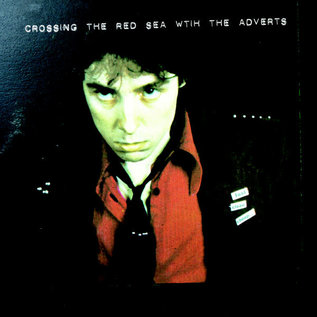 Adverts ‎– Crossing The Red Sea With The Adverts LP