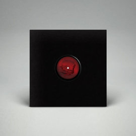 "Black Midi – Talking Heads / Crow's Perch 12"" vinyl single"
