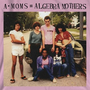 A·Moms, The Algebra Mothers ‎– A-Moms = Algebra Mothers LP