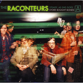 Raconteurs ‎– Steady, As She Goes / Store Bought Bones 7""