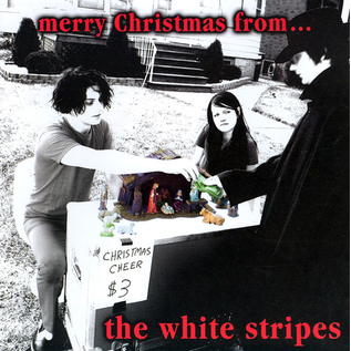 """White Stripes – Merry Christmas From... 7"""""""