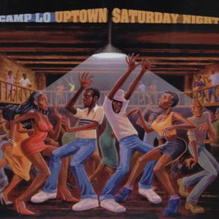 Camp Lo – Uptown Saturday Night LP