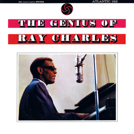 Ray Charles ‎– The Genius Of Ray Charles LP Mono