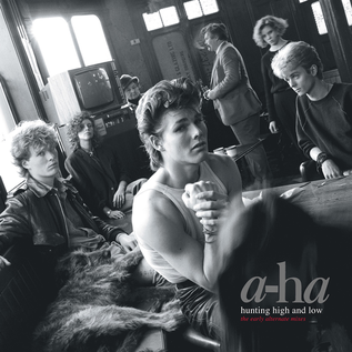 a-ha ‎– Hunting High And Low (The Early Alternate Mixes) LP