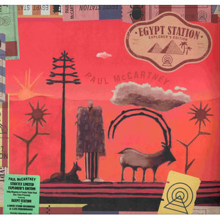Paul McCartney ‎– Egypt Station (Explorer's Edition) LP colored vinyl