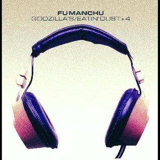 "Fu Manchu – Godzilla's / Eatin' Dust +4 10"" vinyl"
