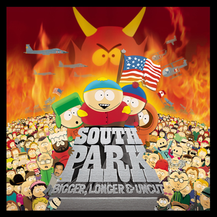 Various ‎– Music From And Inspired By The Motion Picture South Park: Bigger, Longer & Uncut LP colored vinyl