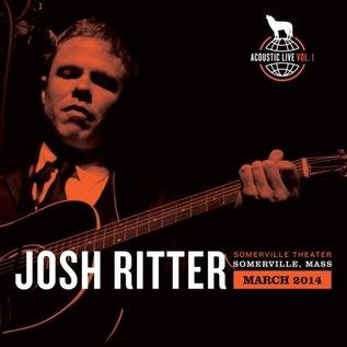 Josh Ritter – Acoustic Live Vol. 1: Somerville Theater / Somerville, Mass LP