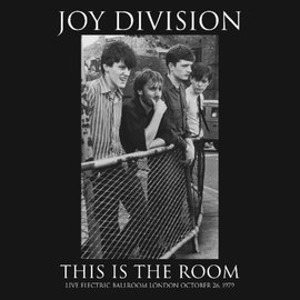 Joy Division ‎– This Is The Room: Live Electric Ballroom London October 26, 1979 LP