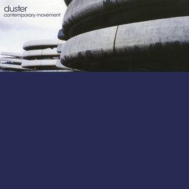 Duster - Contemporary Movement LP orange vinyl