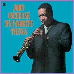 John Coltrane ‎– My Favorite Things LP