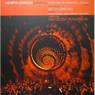 Henryk Górecki - Beth Gibbons, Polish National Radio Symphony Orchestra, Krzysztof Penderecki – Symphony No. 3 (Symphony Of Sorrowful Songs) Op. 36 LP with dvd