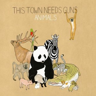 This Town Needs Guns (TTNG) ‎– Animals LP