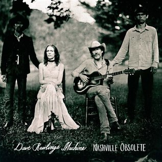Dave Rawlings Machine ‎– Nashville Obsolete LP