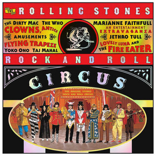 Rolling Stones - The Rolling Stones Rock And Roll Circus LP