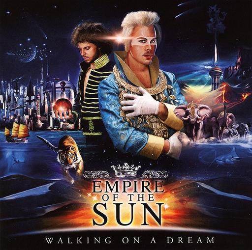 Empire Of The Sun Walking On A Dream Lp Underground