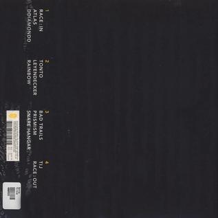 Battles – Mirrored LP