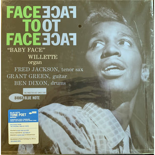 Baby Face Willette ‎– Face To Face LP