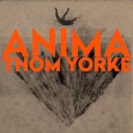 Thom Yorke – Anima LP orange vinyl