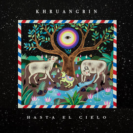 Khruangbin ‎– Hasta El Cielo LP yellow