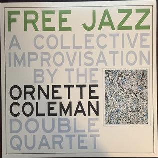 Ornette Coleman Double Quartet – Free Jazz LP