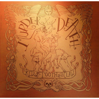 Murder By Death – Red Of Tooth And Claw LP