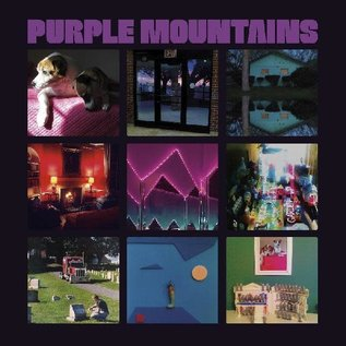Purple Mountains ‎– Purple Mountains LP