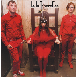 "Le Butcherettes  - Shave The Pride 7"""