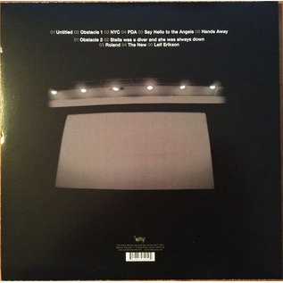Interpol -- Turn On The Bright Lights LP with download