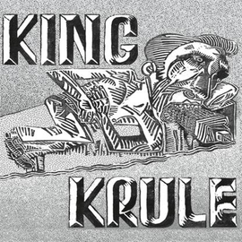 "King Krule -- King Krule EP 12"" vinyl  with download"