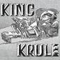"""King Krule -- King Krule EP 12"""" vinyl  with download"""