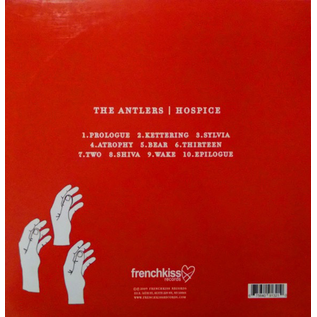 Antlers -- Hospice LP with download