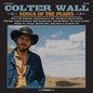 Colter Wall -- Songs Of The Plains LP