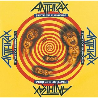 Anthrax ‎– State Of Euphoria LP