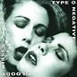 Type O Negative ‎– Bloody Kisses LP neon green and black swirl vinyl