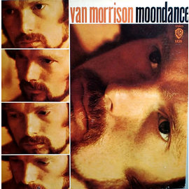 Van Morrison -- Moondance LP orange vinyl