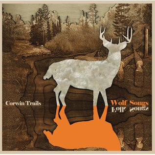 Corwin  Trails - Wolf Songs LP