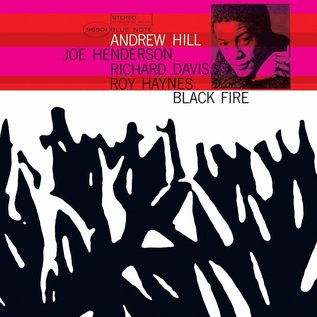 Andrew Hill - Black Fire LP