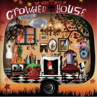 Crowded House – The Very Very Best Of Crowded House LP