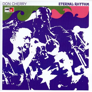 Don Cherry ‎– Eternal Rhythm LP