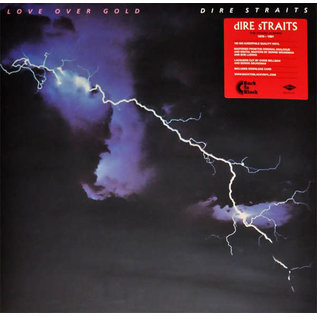 Dire Straits ‎– Love Over Gold LP