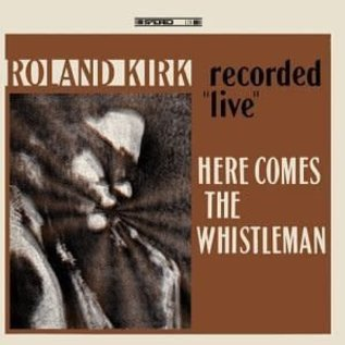 Roland Kirk ‎– Here Comes The Whistleman LP 180 gram