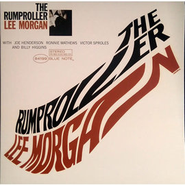 Lee Morgan ‎– The Rumproller LP