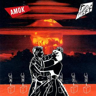 Abwärts (Abwarts) – Amok Koma LP
