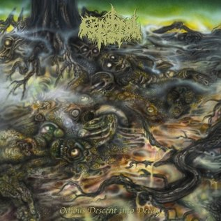 Cerebral Rot – Odious Descent Into Decay LP