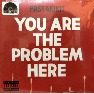 First Aid Kit - You Are The Problem Here 7''