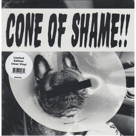 "Faith No More - Cone of Shame 7"" clear vinyl"
