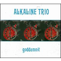 Alkaline Trio – Goddamnit LP green/blue split vinyl